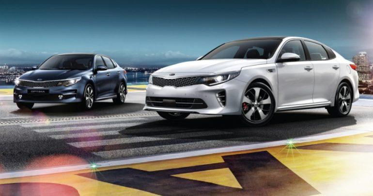 جولة ترويجية جديدة لسيارات كيا 2016 في الإمارات