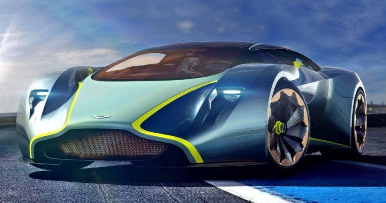 هل تتحضر استون مارتن لبلوغ سرعة سيارات الفورمولا واحد؟