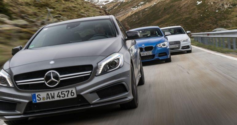 مرسيدس ستتصدر مبيعات السيارات الفاخرة في العالم