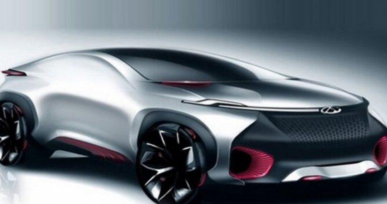 مفهوم شيري FV2030 الجديد يثأر قبيل معرض بكين للسيارة