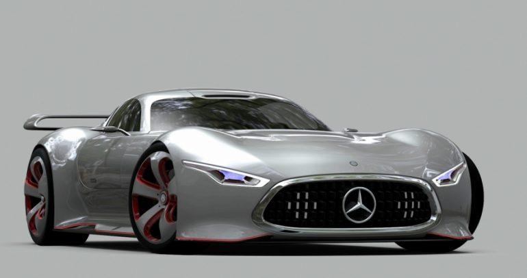 AMG تحضر لسيارة مستوحاة من الفورمولا واحد