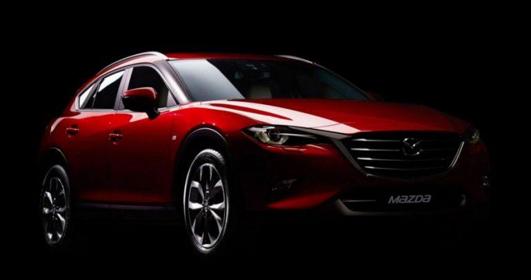 كشف النقاب عن مازدا CX-4 الجديدة بالكامل في معرض بكين للسيارات