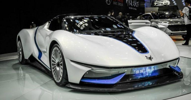4 سيارات سطع نجمها في معرض بيكين للمحركات 2016