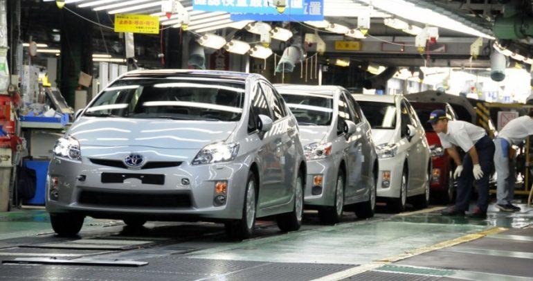 متى تعيد تويوتا تشغيل مصانعها اليابانية التي تأثرت بالزلازل؟