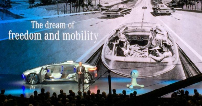 أفضل 7 تقنيات متطورة للسيارة بحلول عام 2020