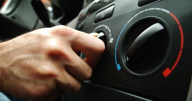 ما هي درجة الحرارة المثلى لضبط المكيف في السيارة أثناء الصيف