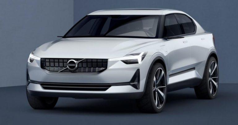 إليكم صورة عن مستقبل الفئة 40 من سيارات فولفو