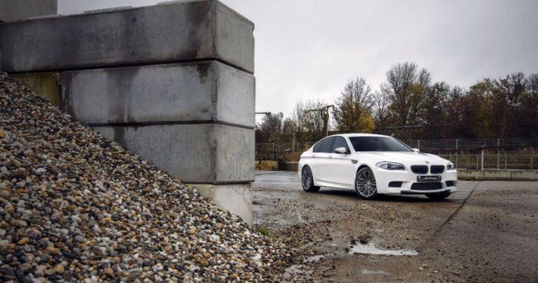 BMW M5 و BMW M6 بالدفع الرباعي قريباً؟