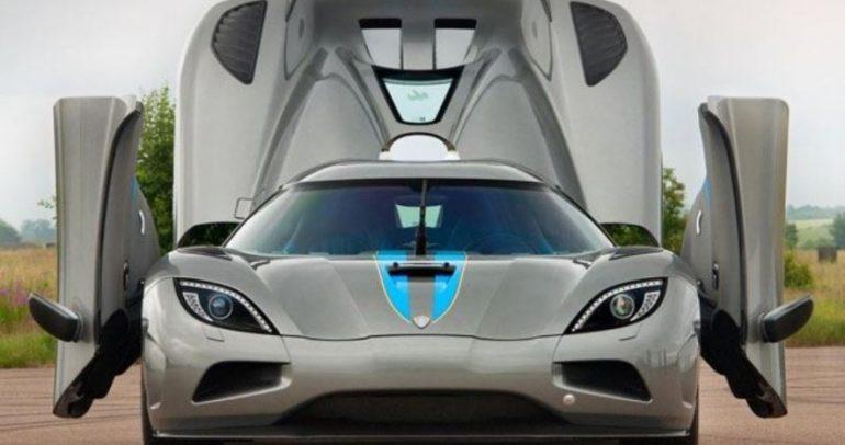 كوينيجسيج سيارة خارقة بمحرك 1.6 ليتر وقوة 400 حصان