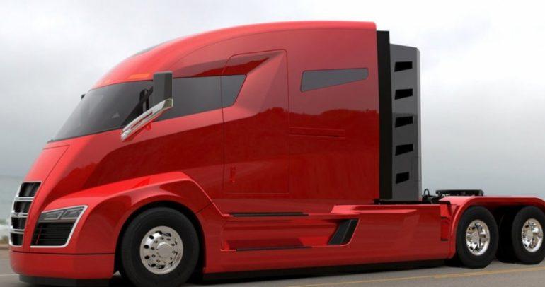 نيكولا واحد: الشاحنة الهجينة الأولى من شركة نيكولا الجديدة