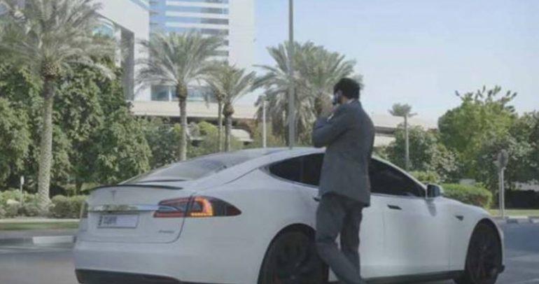 بالفيديو: سيارات تاكسي من دون سائق.. هذا هو مستقبل دبي