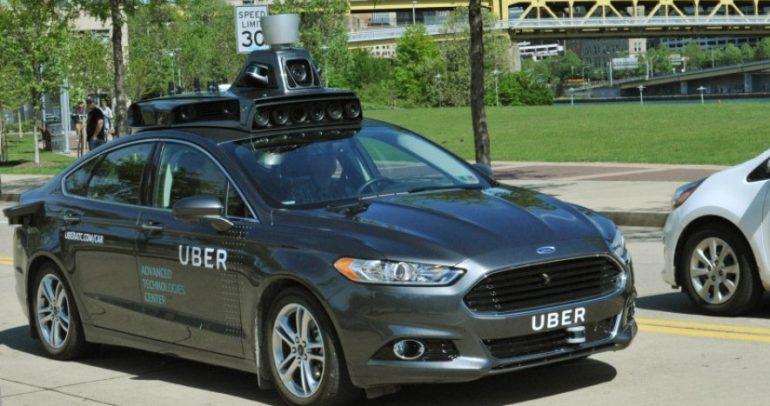 اوبر تختبر سيارة ذاتية القيادة في بيترسبرغ