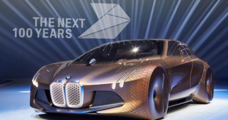 بي ام دبليو iNext قادمة عام 2021 مفعمة بالتكنولوجيا الجديدة