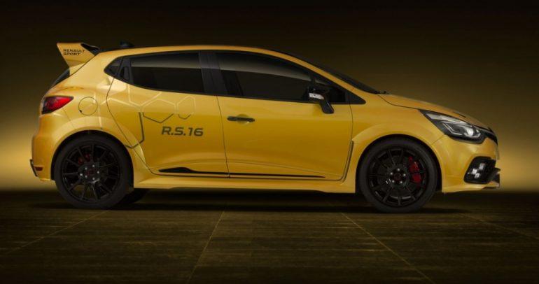 أسرع رينو كليو على الإطلاق RS16