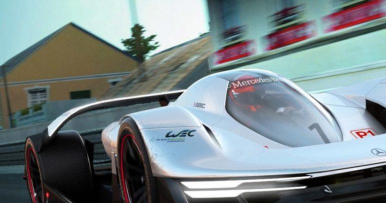 هل هذه سيارة مرسيدس لومان 2030؟