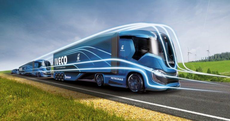 أول نظرة على شاحنة Iveco Z