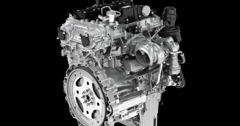 تفاصيل محرك Ingenium الجديد من جاكوار لاند روفر