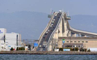 هذا الجسر المرعب في اليابان ليس سيئا كما يبدو