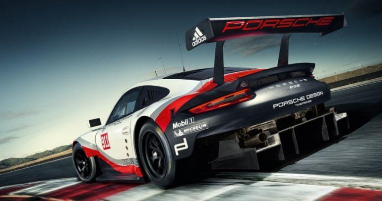 """بورشه """"911 آر إس آر"""" جديدة لسباق 'لومان'"""