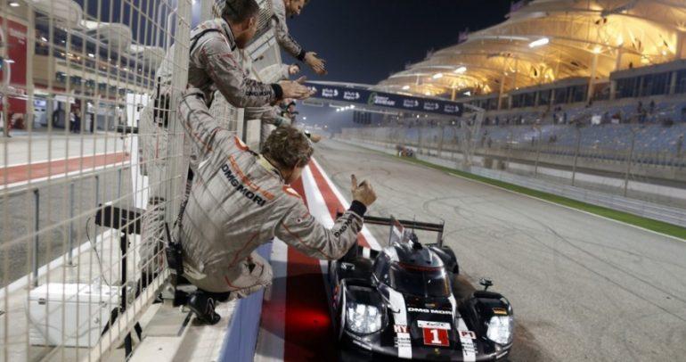بورشه بطلة العالم للصانعين والسائقين في سباقات التحمل