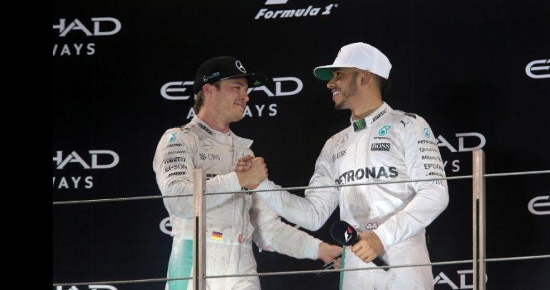 نيكو روزبرغ بطل العالم في الفورمولا1