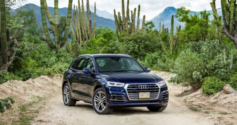موقع عالم السيارات يختبر الجيل الثاني من اودي Q5 في المكسيك