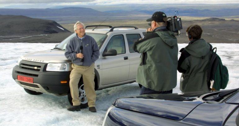 بيل بيكر – الرجل الذي وضع لاند روفر على الخريطة العالمية
