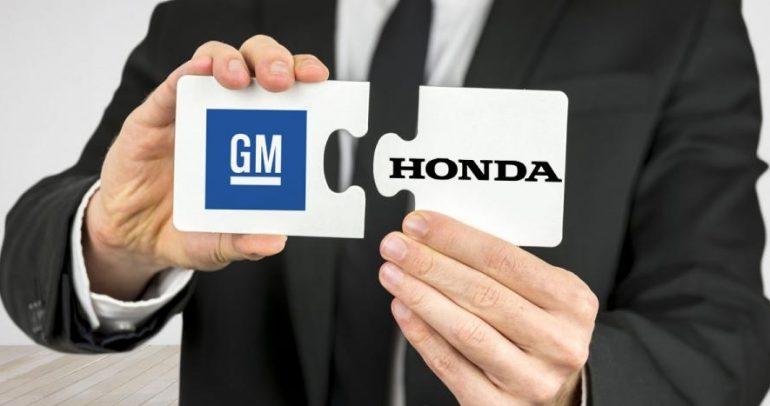 أول مشروع صناعي مشترك بين جنرال موتورز وهوندا!