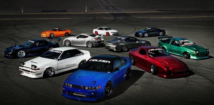 أفضل السيارات التي يمكن شراؤها لرياضة الانجراف