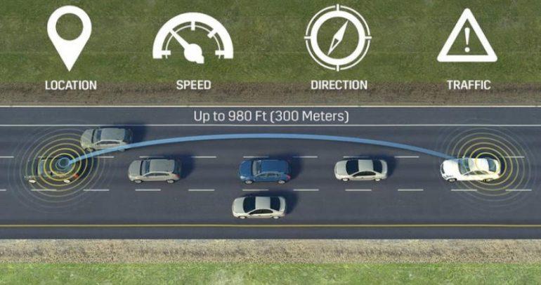 سيارات كاديلاك CTS 2017 ستتمكن قريبا من التواصل مع بعضها البعض!