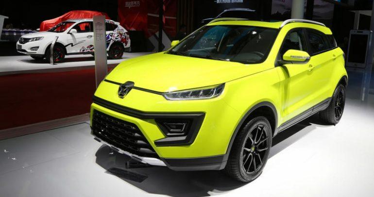 تعرف إلى السيارات الصينية المقلدة من معرض شنغهاي للسيارات 2017