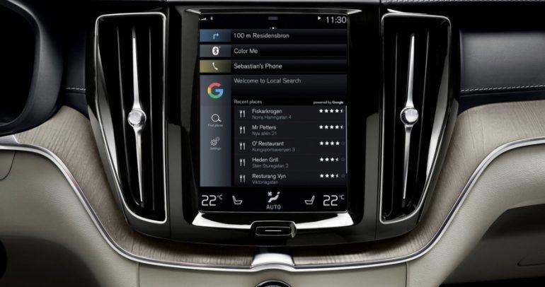 نظام أندرويد للجيل المقبل من السيارات الموصولة بالإنترنت.. قيد الإنشاء