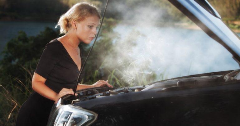 أربعة أعراض يجب الإنتباه لها في نظام تبريد المحرك