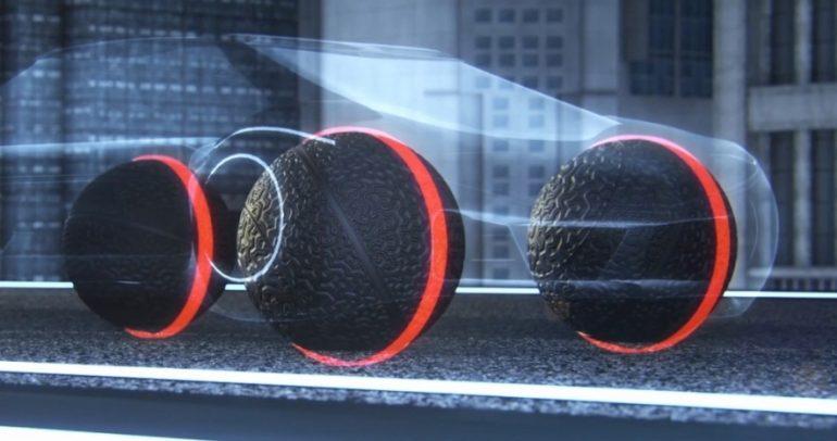 إطارات متطورة للسيارات قادمة في المستقبل.. ستبهرك حتما!