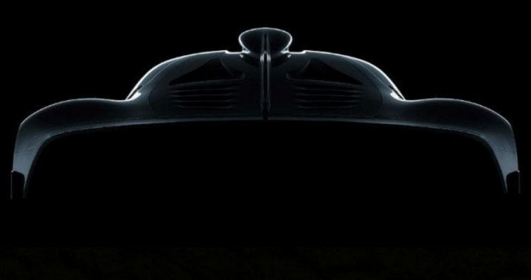 محرك مرسيدس AMG بروجيكت One وتفاصيل نظام الدفع الهجين من F1