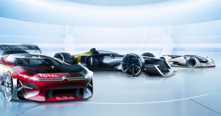 مستقبل رياضة السيارات.. معلومات مثيرة وتصاميم محتملة