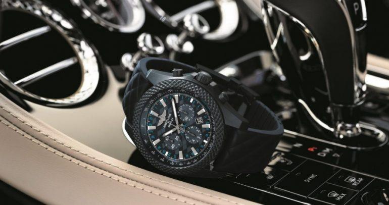 بنتلي تقدم لكم ساعة GT Dark Sapphire المميزة
