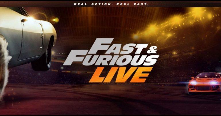 عروض مباشرة لأبطال Fast & Furious حول العالم.. قريبا