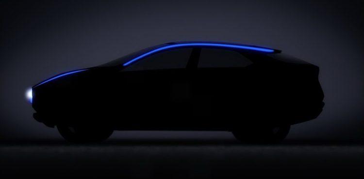 نيسان تثير مفهوم سيارة غامضة جديدة لمعرض طوكيو