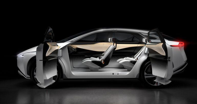 أجمل 4 سيارات اختبارية رأيتها في معرض طوكيو للسيارات 2017