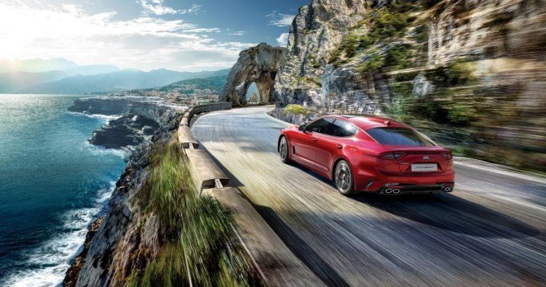 معلومات مثيرة للاهتمام عن كيا ستينجر GT الجديدة