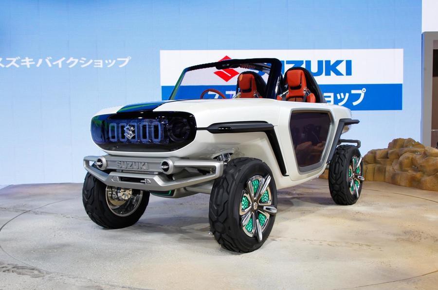 suzuki e-Survivor tokyo motor show