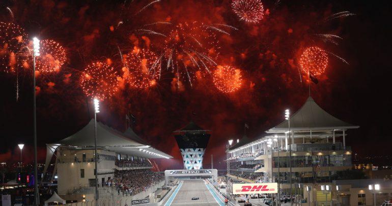 الفنلندي فالتيري بوتاس يتوج بالمركز الأول ضمن سباق الفورمولا واحد في أبوظبي