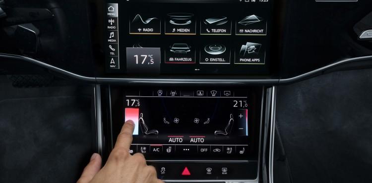 تكنولوجيا القيادة الذاتية من أودي A8 تصل إلى دبي