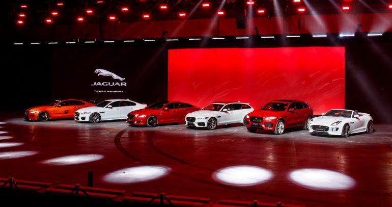 جاكوار بمعرض دبي للسيارات: 6 طرازات تظهر للمرة الأولى في الخليج