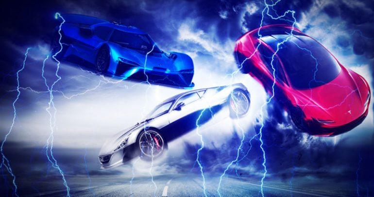 شرارة تيسلا الكهربائية تتنقل بين صانعي السيارات