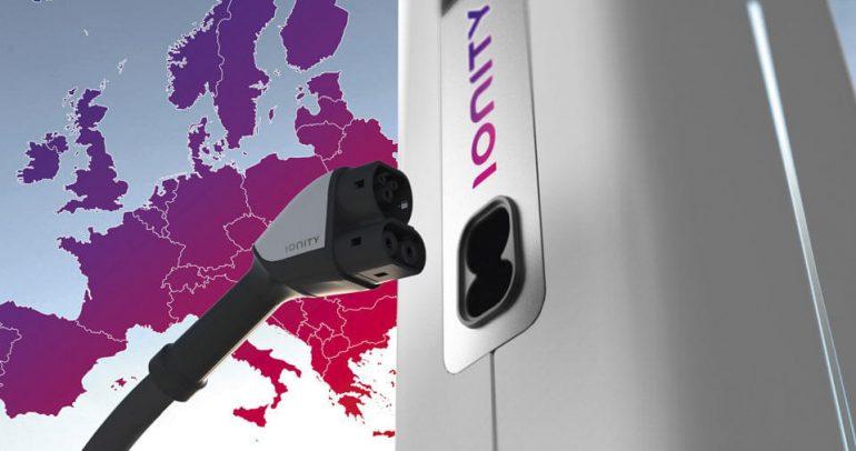مشروع لمد شبكة شحن كهربائي ضخمة في القارة الأوروبية