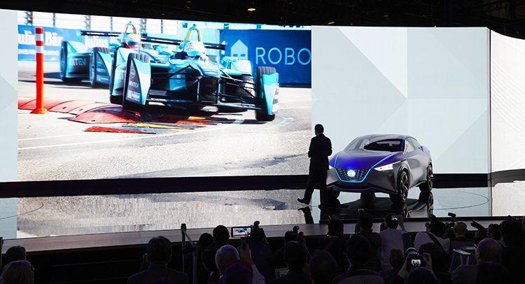 """نيسان – أول شركة يابانية تشارك في سباق """"فورمولا إي"""""""