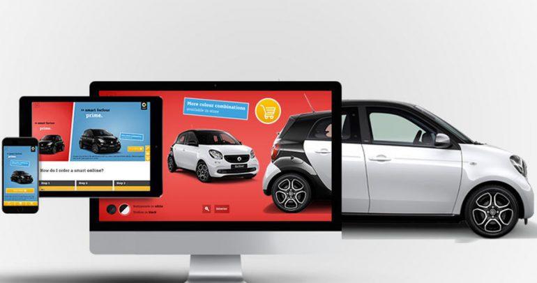شركات تصنيع السيارات التي تبيع مركباتها عبر الإنترنت!
