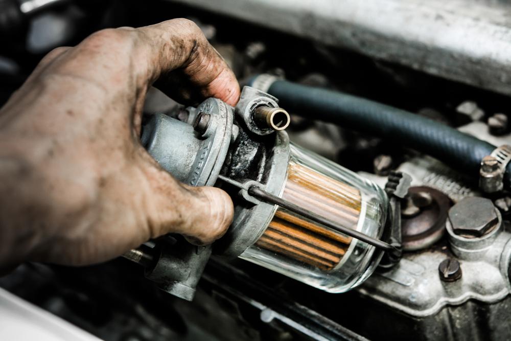نتيجة بحث الصور عن أعراض تلف فلتر البنزين